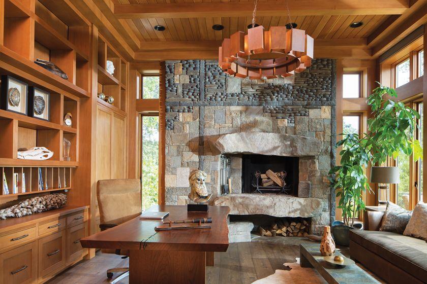 Xu hướng nội thất gỗ tự nhiên